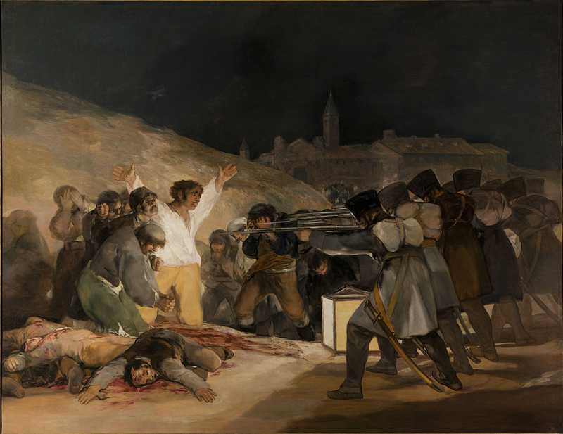 3 mai - Quand le calendrier fait dates Goya3m10