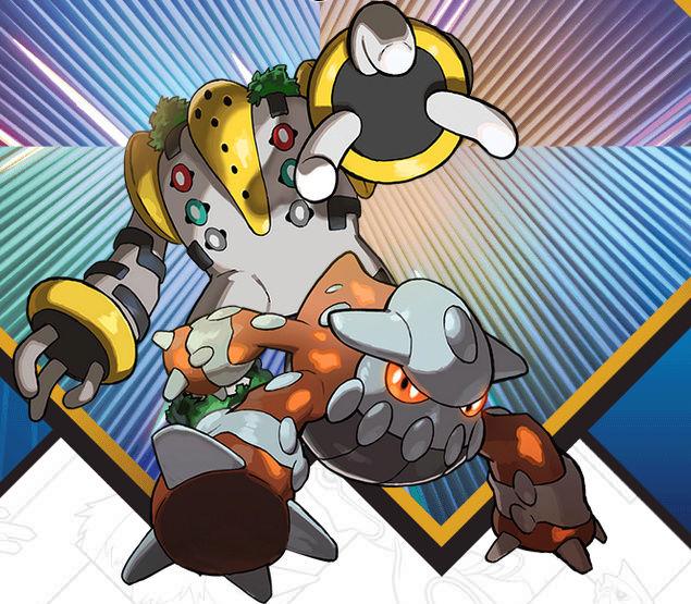 [Pokemon Legendary event de Nintendo] Obtenir Regigigas ou Heatran 0310