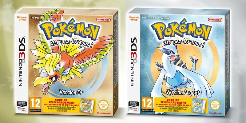 Pokémon Cristal dispo sur 3DS le 26 janvier 2018 Pokemo11