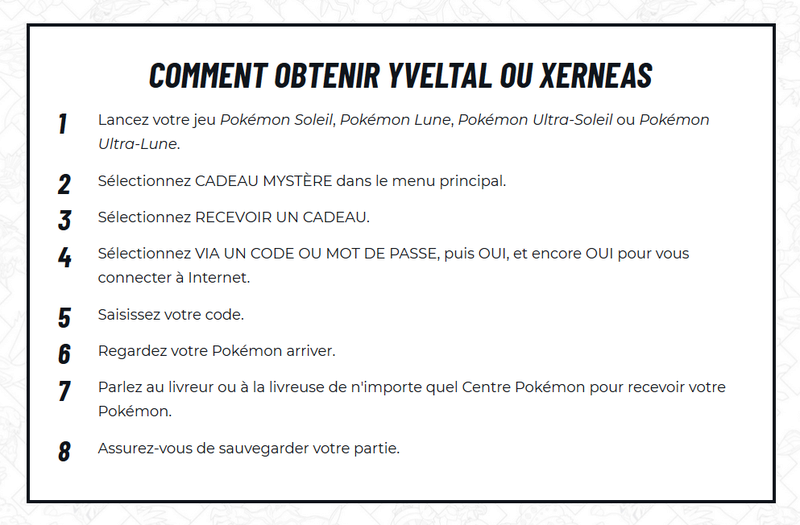 [Pokemon Legendary event de Nintendo] Xerneas ou Yveltal Disponibles chez Micromania du 4 au 26 mai 2018 Yvelta10