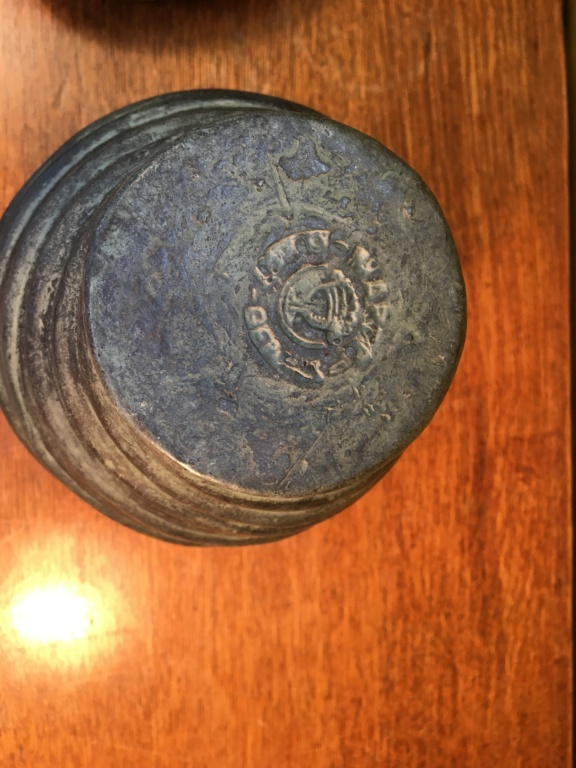 Help Needed to identify this raw item of studio pottery Image33