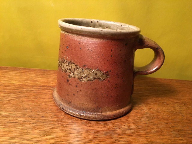 Salt glazed mug I'd please Image55
