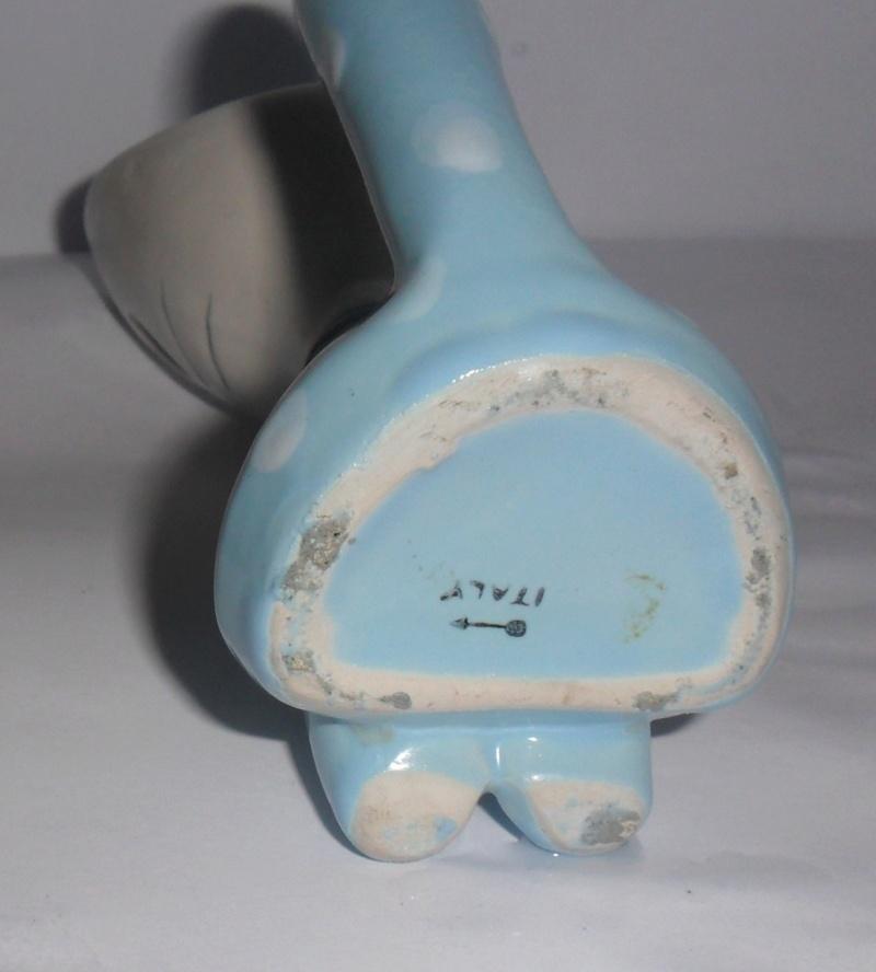 Italian pottery bull - Freccia di Tarcisio Tosin Sam_8013
