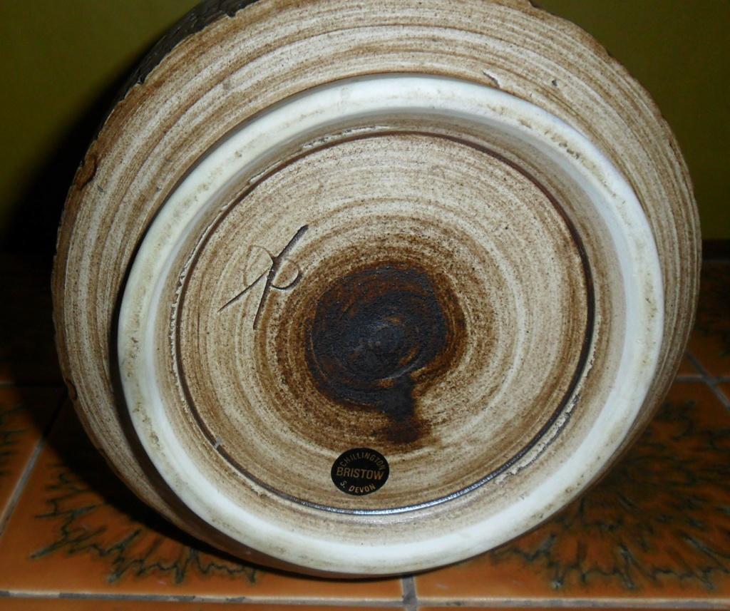 Blue Goblet - Bristow Pottery Sam_8521