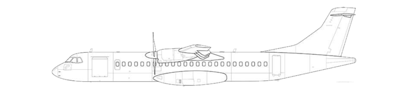 Catalogue Aérospatial Atr-7210