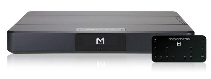 Micromega M-One Integrated Amplifier (Showroom Unit) 22712310