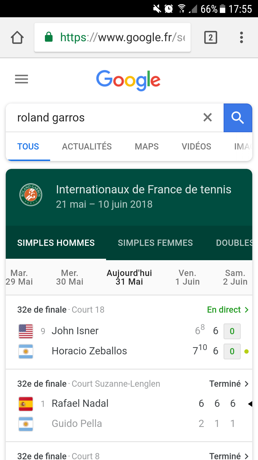 Pronos Roland Garros    Lessanthod champion ! - Page 6 Screen11