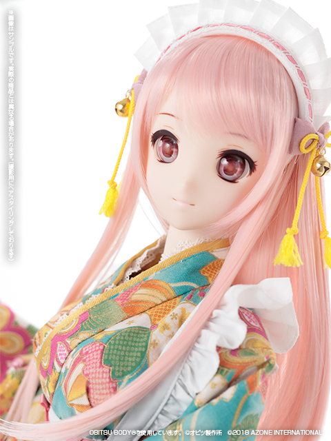 [Azone] Iris Collect - Sumire - Wabi-Sabi Maid Girl 45731911