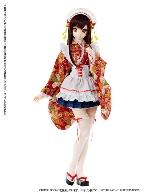 [Azone] Iris Collect - Sumire - Wabi-Sabi Maid Girl 45731913