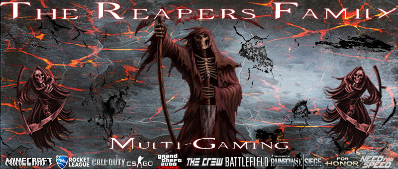 The Reapers Family - Gaming PC