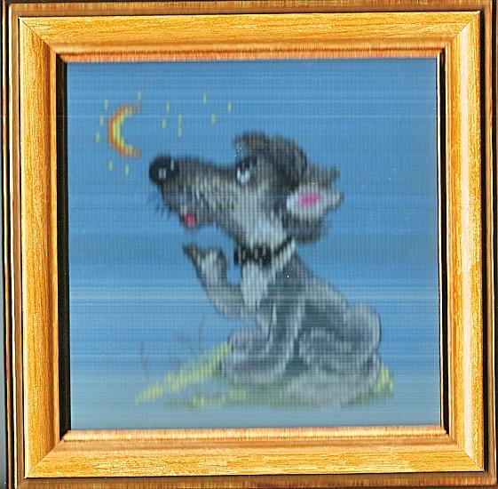 In the eye of the beholder - Gift Art of Embala Wolfie10