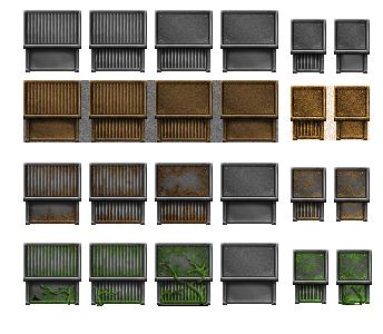 Bibliothèque des ressources VX Ace Tilesets Boxes10