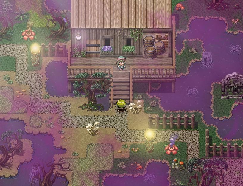 Bibliothèque des ressources MV Tilesets Swamp_10