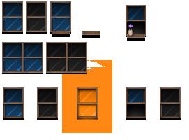 Bibliothèque des ressources VX Ace Tilesets Window10