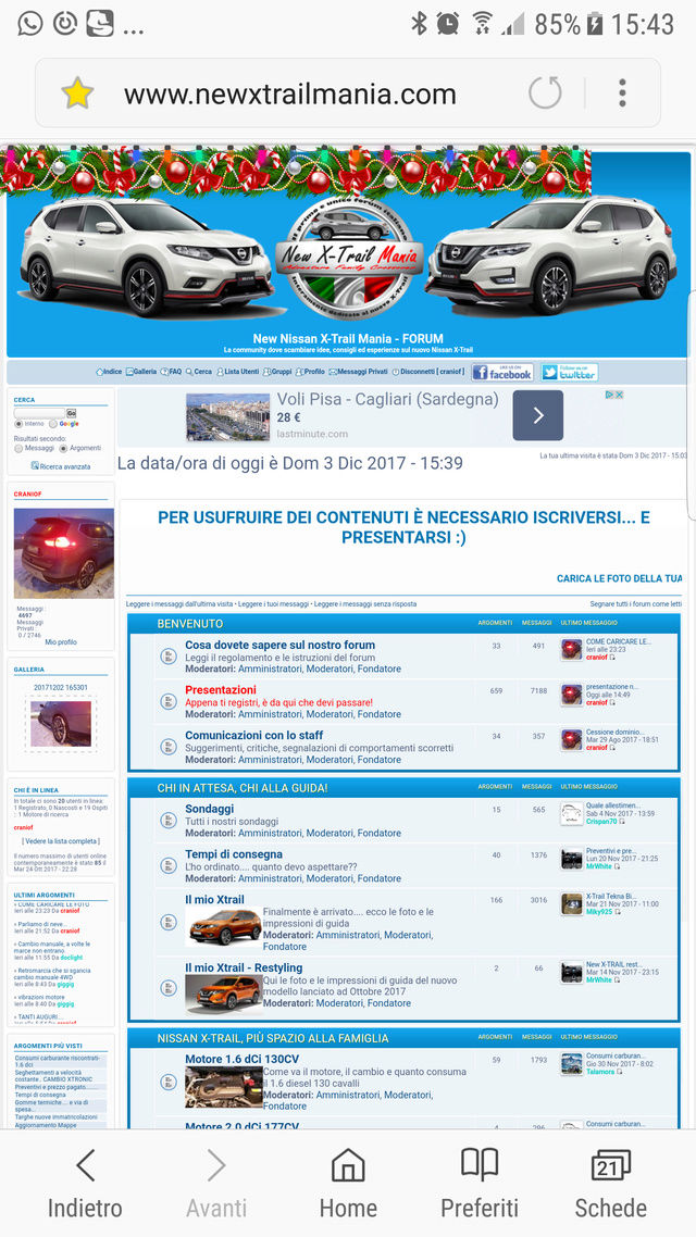 Decora il tuo forum per Natale con queste nuove decorazioni! Screen11