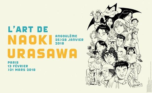 Les AKtualités du monde de l'Animation et du Manga Urasaw10