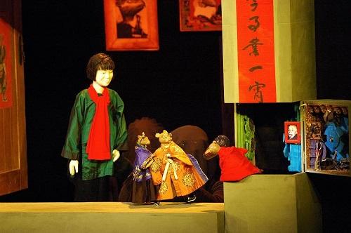 L'Animation de Marionnettes Weddin11