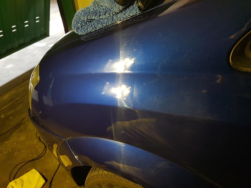 MiTomane 0 - 1 Sticky paint 20180531