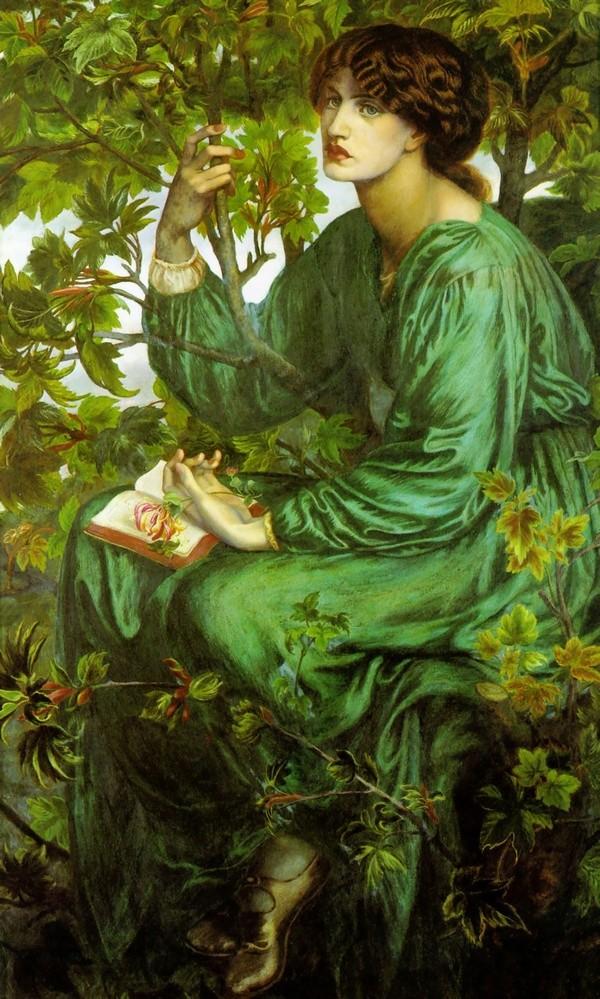 Джейн Моррис (1839-1914). 005-ja10