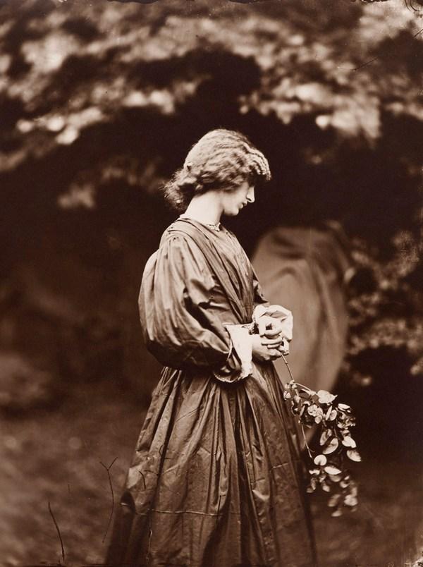 Джейн Моррис (1839-1914). 012-ja10