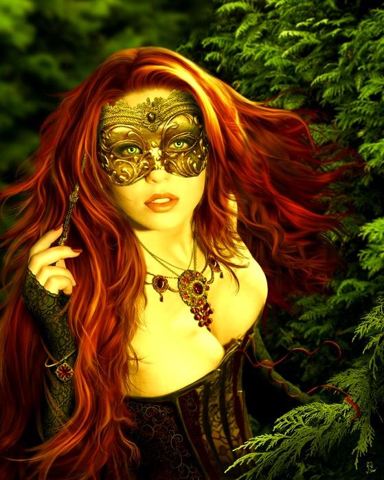 Вы знали, что женщины этих знаков зодиака прирожденные ведьмы? 01901d11