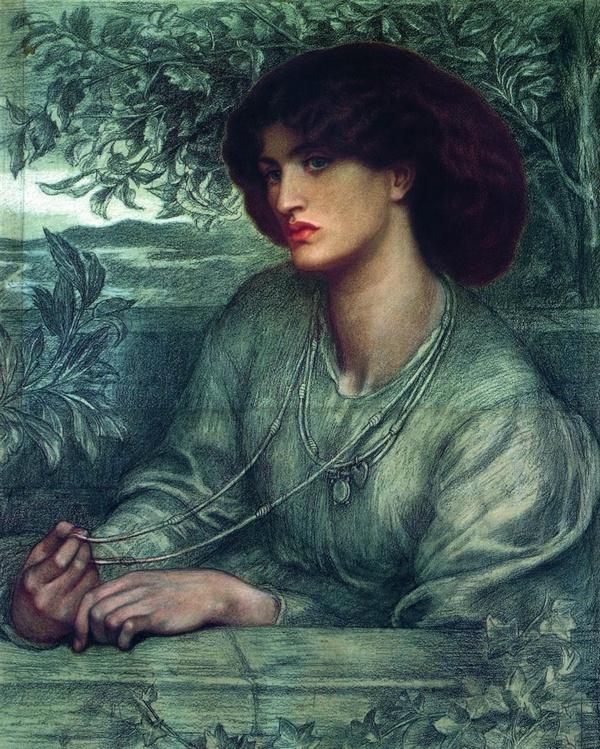 Джейн Моррис (1839-1914). 048-ja10