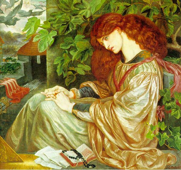 Джейн Моррис (1839-1914). 052-ja10
