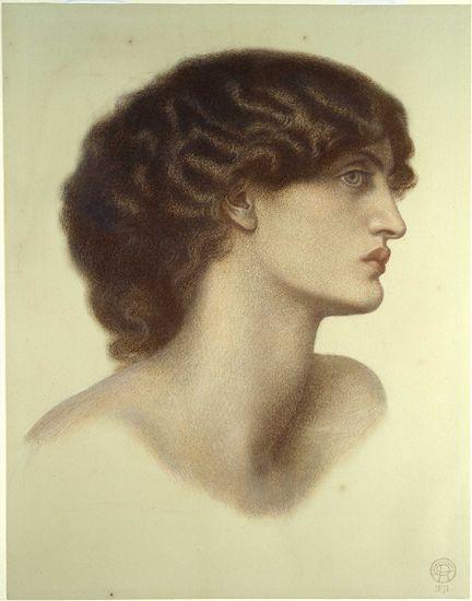 Джейн Моррис (1839-1914). 055-ja10