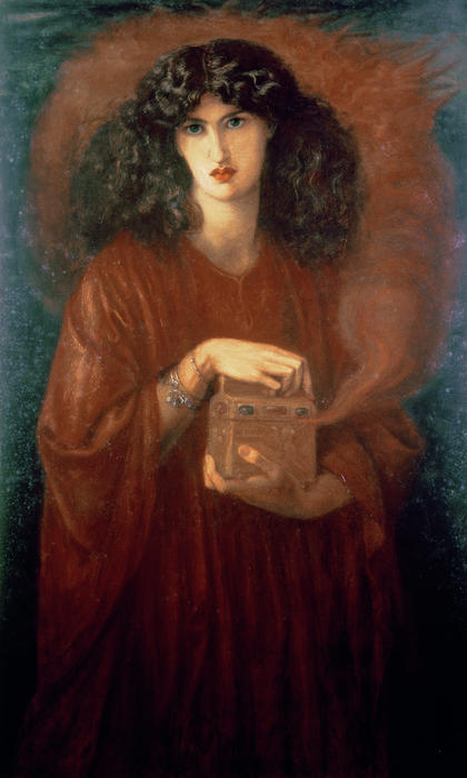 Джейн Моррис (1839-1914). 060-ja10