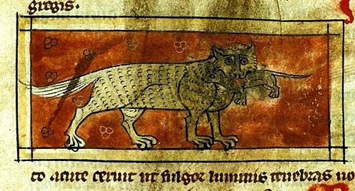 Кошка в средневековой христианской демонологии. 115