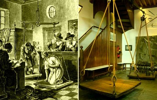 «Ведьмины весы»: как в эпоху Ренессанса отличали ведьму от благонравной дамы. 117