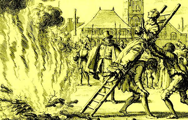 Страсти по ведьмам в Килкенни. 1310