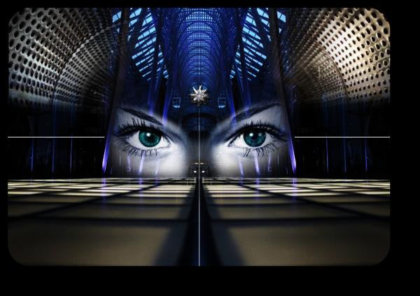 Третий глаз и активация Аджна чакры. 1610