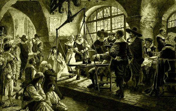 «Ведьмины весы»: как в эпоху Ренессанса отличали ведьму от благонравной дамы. 217