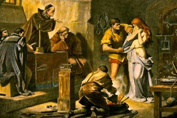 Последняя казненная ведьма: за что на самом деле осудили Анну Гельди? 219