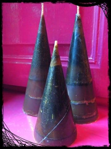 Изготовление травяных свечей. 310