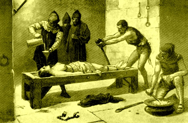 Последняя казненная ведьма: за что на самом деле осудили Анну Гельди? 318