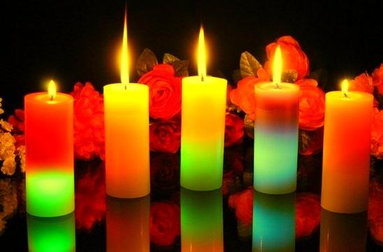 "Мастер-класс:""Магия свечи"". 412"
