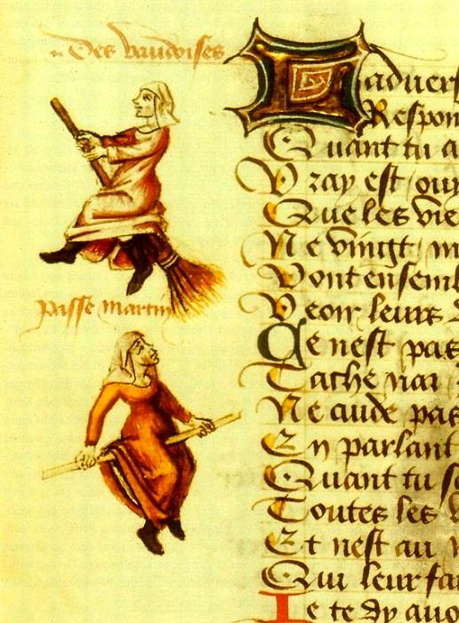 «Ведьмины весы»: как в эпоху Ренессанса отличали ведьму от благонравной дамы. 416