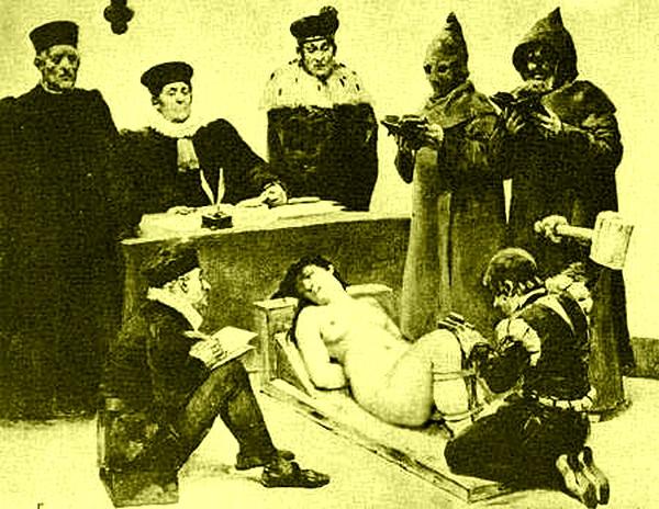 Последняя казненная ведьма: за что на самом деле осудили Анну Гельди? 418