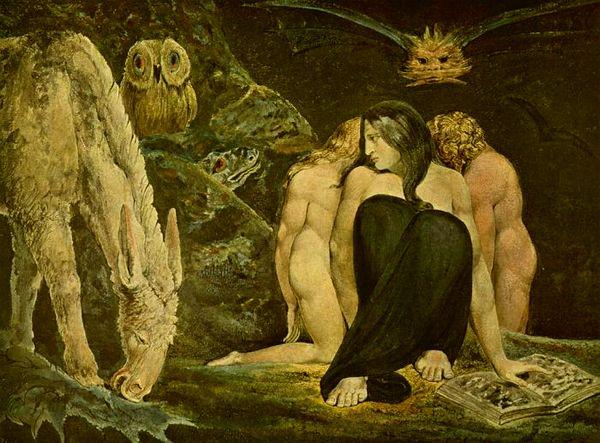 Легко ли быть ведьмой, или какие услуги предлагали чародейки Древнего мира. 613