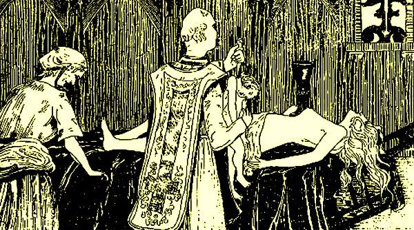 Яд, любовь и сатанизм в тени короля-солнца.  672d0f10