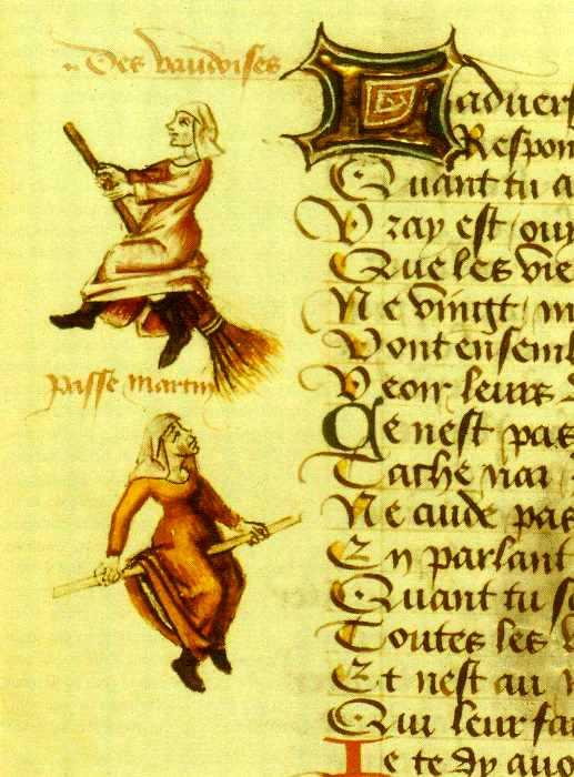 Последняя казненная ведьма: за что на самом деле осудили Анну Гельди? 714
