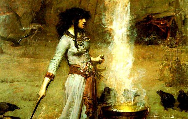 Страсти по ведьмам в Килкенни. 715