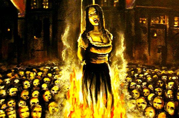 Страсти по ведьмам в Килкенни. 815
