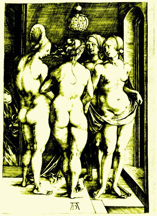 Магия, наркотики и интим: Как возник традиционный образ «ведьмы на метле».  911