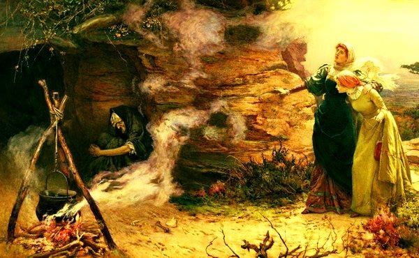 Страсти по ведьмам в Килкенни. 913