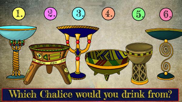 """Тест: """"Из какой чаши вы могли бы выпить?"""". Chalic11"""