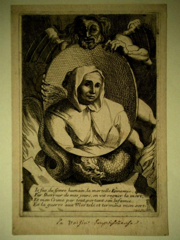 Яд, любовь и сатанизм в тени короля-солнца.  F6557310