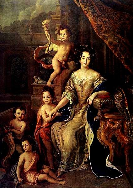 Маркиза де Ментенон: Королева с левой руки. Montes10